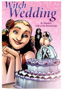 Witch Wedding - Wandrer   MyComicsxxx