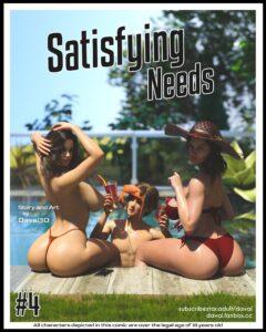 Satisfying Needs 4 - Daval3D | MyComicsxxx