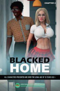 Blacked Home 2 - Brown Shoes | MyComicsxxx