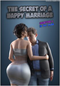 The Secret of a Happy Marriage - Mylf3D | MyComicsxxx