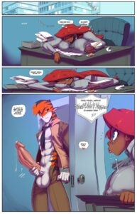 What Didn't Happen - Fred Perry | MyComicsxxx