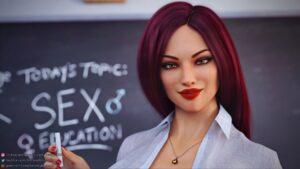 The New Teacher - Sneaky Bastard | MyComicsxxx