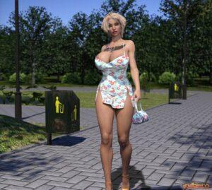 Irina's debts - Cubero   MyComicsxxx