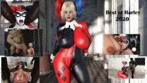 Best of Harley - Vgb3D   MyComicsxxx