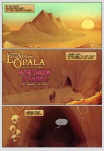 In The Shadow of Anubis II - DevilHS | MyComicsxxx