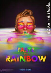Taste The Rainbow 2 - ShibaWiz | MyComicsxxx