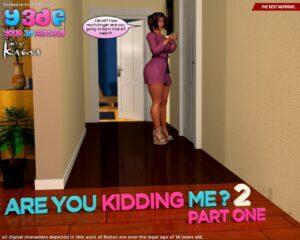 Are You Kidding Me 2 - Part 1 - Y3DF | MyComicsxxx