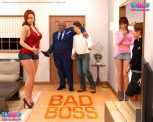 Bad Boss 1 - Y3DF   MyComicsxxx