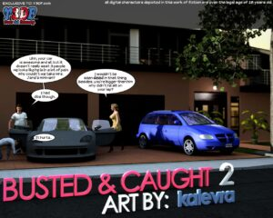 Busted & Caught 2 - Y3DF   MyComicsxxx
