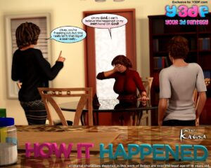 How it Happened - Y3DF   MyComicsxxx