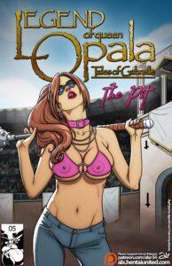 Legend of Queen Opala Tales of Gabrielle The Pit - Fuckit | MyComicsxxx