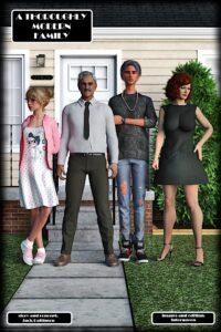 Modern Family - Alison Hale   MyComicsxxx