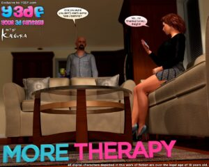 More Therapy - Y3DF   MyComicsxxx