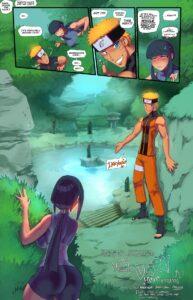 Naruto xxx Hinata's Very Secret Very Hot Spring - Fred Perry | MyComicsxxx