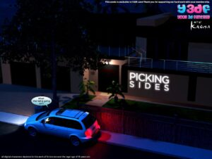 Picking Sides - Y3DF   MyComicsxxx