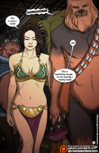 Star Wars Parody A Complete Guide To Wookie Sex 2 - Fuckit | MyComicsxxx