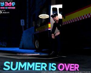 Summer is Over - Y3DF   MyComicsxxx