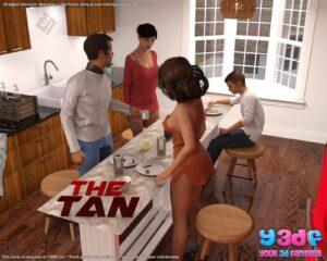 The Tan 1 - Y3DF | MyComicsxxx