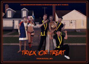 Trick or Treat - Pegasus Smith | MyComicsxxx