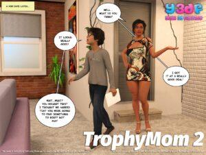 TrophyMom 2 - Y3DF | MyComicsxxx