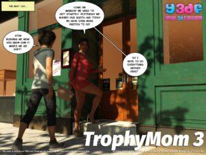 TrophyMom 3 - Y3DF | MyComicsxxx