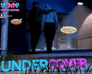 Undercover - Y3DF   MyComicsxxx