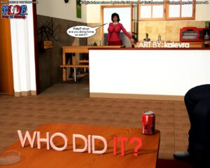 Who Did It 1 - Y3DF | MyComicsxxx