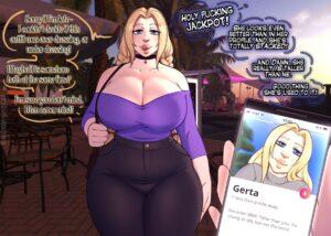 A Night With Gerta - Sheela | MyComicsxxx