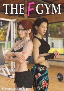 The F Gym - Lexx228 | MyComicsxxx