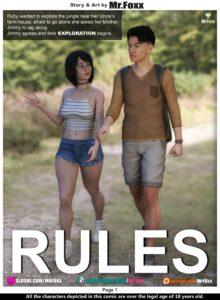 Rules - Mr. Foxx | MyComicsxxx