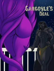 Gargoyle Deal - TheBigBadWolf | MyComicsxxx