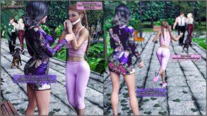 Melody and Sophia 2 - Goditseb   MyComicsxxx