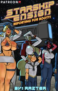 Starship Ensign: Reporting For Booty - Razter   MyComicsxxx