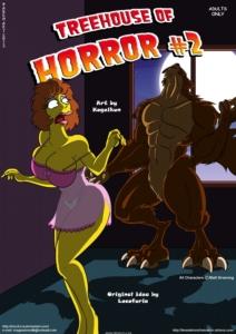 Treehouse of Horror 2 - Kogeikun | MyComicsxxx