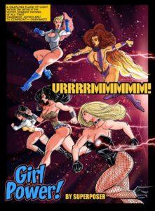 Girl Power - SuperPoser | MyComicsxxx