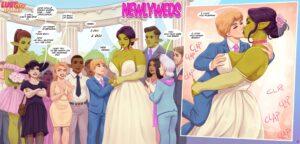 Newlyweds - Rino99 | MyComicsxxx