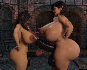 Idriel and Andriel's Cumpetition 2 - MDKang | MyComicsxxx