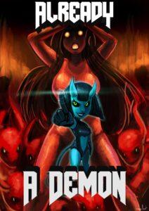 Already a Demon - Lemon Font   MyComicsxxx
