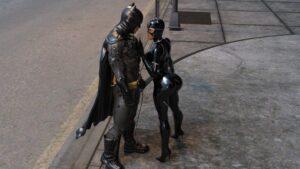 Catwoman Encounter - BigoteDeplorable | MyComicsxxx