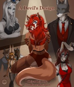 A Devil's Design - ChiralChimera | MyComicsxxx