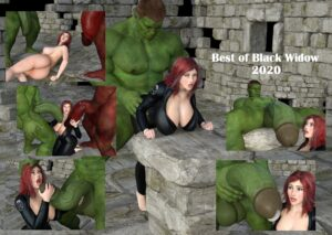 Best of Black Widow - Vgb3D | MyComicsxxx