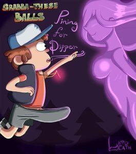 Gravity Balls - Kid Leath | MyComicsxxx