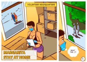 Margarita: Stay at Home - Disarten | MyComicsxxx