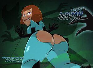 Fanny Phantom - DatGuyPhil | MyComicsxxx