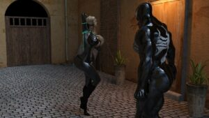 Encounter With Venom - BigoteDeplorable | MyComicsxxx