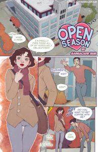 Open Season - Marmalade Mum | MyComicsxxx