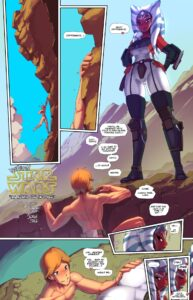 Not Even Star Wars Arousal - Fred Perry | MyComicsxxx