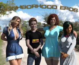 Neighborhood 6 - Morpheuscuk | MyComicsxxx