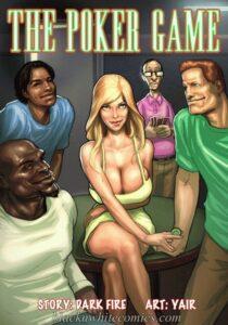 The Poker Game 1 - BlacknWhite | MyComicsxxx