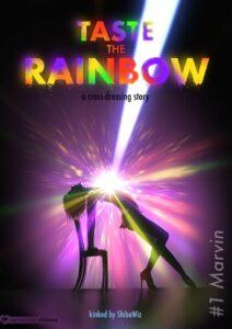 Taste The Rainbow 1 - ShibaWiz   MyComicsxxx